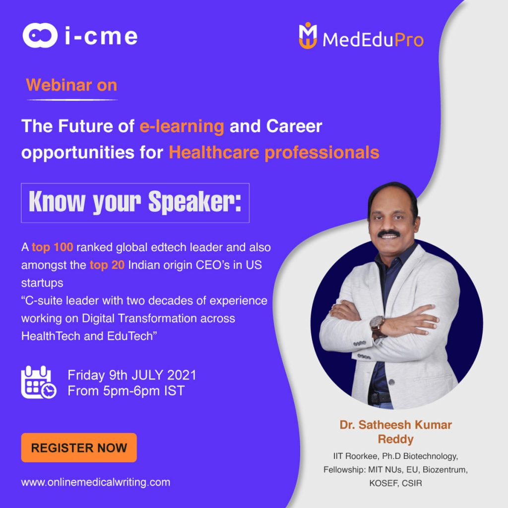 The Future Of E-Learning And Career Opportunities For Healthcare Professionals